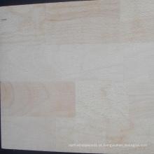 Junta de dedos de madeira de faia