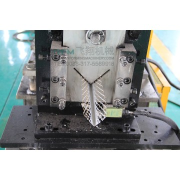 Angle Bar Rolling Machine