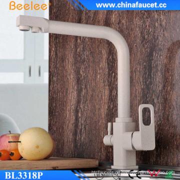 Malerei Farbe Trinkwasser 3 Way Küche Luftreiniger Wasserhahn