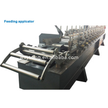 YTSING-YD-00040 Passed CE& ISO Automatic PLC Control Roll Forming of Top Hat Making Machine/ Top Hat Forming Machine
