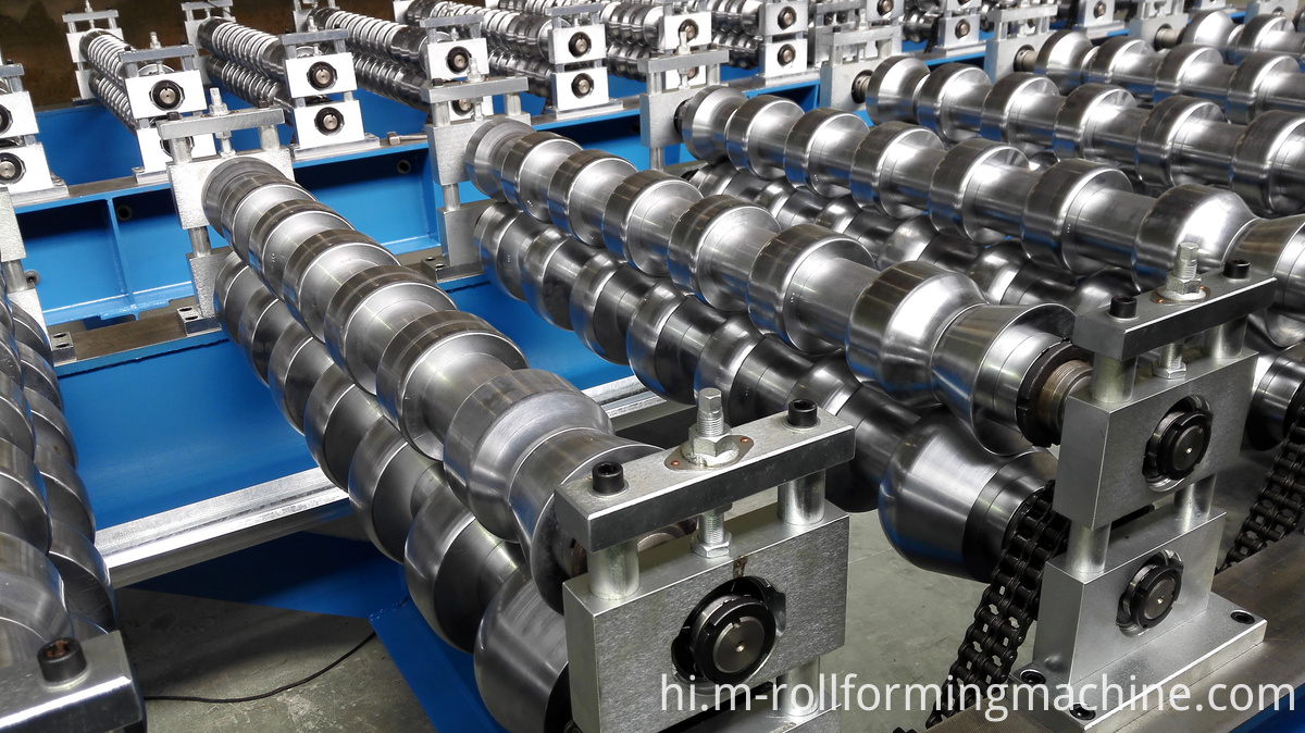 metal rolling machine