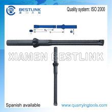 Hard Rock Chisel Bit Integral Drill Rod From Bestlink