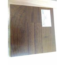Revêtement de sol en bois contrecollé noir noyer américain à l'huile UV