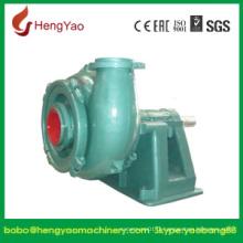 Pompe de gravier de sable centrifuge d'alliage de chrome élevé