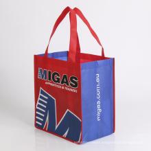 foldable pp non woven shopping bag