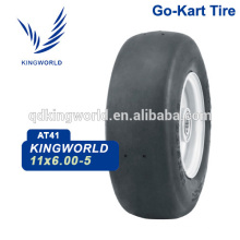 4-stroke engines go kart tire