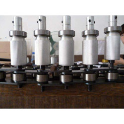 painting machine spindle