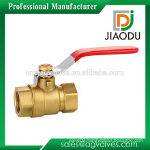yuhuan manufacturer low price customized forged steel handle for water oil gas ball valve brass