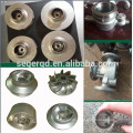 precision stainless steel lost wax casting