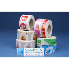 Food Label Printing, Custom Vinyl Labels, Custom Stickers, Samsun Label Printing