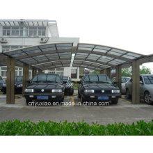Alta qualidade e Carports Folding utilizável, garagens 2011 novo produto