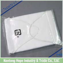 100% cotton gauze mask for face shield