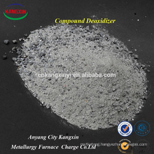low price Compound deoxidizer Shorten the refining time