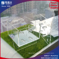 Self-Adhesive Flower Box Acrylic for Gift with Lid