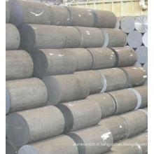 Barre d'alliage d'aluminium 7055