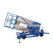 movable platform ladder minimum 10m/construction platform lift