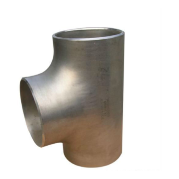 Carbon Steel 6 Inch Sch40 Equal Tee