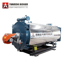 YYQW Type Diesel Oil Fired Hot Oil Boiler