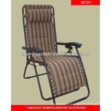 silla reclinable de relax al aire libre