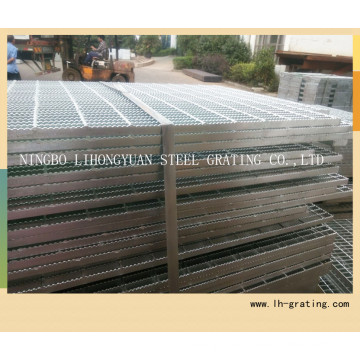 Galvanizing Steel Grating with Serrated Type