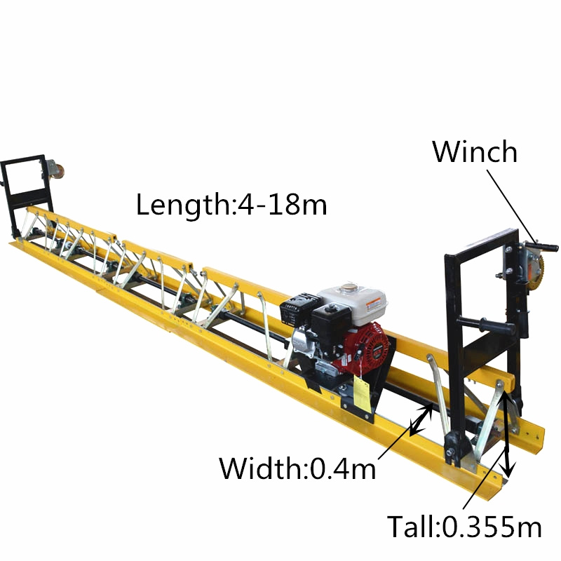 Concrete Truss Screed Machine