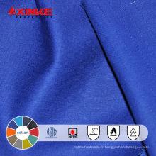 Proban 100% coton ignifuge tissu pour combinaison