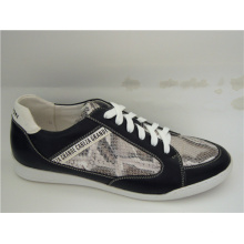 Snake Texture Mens Soprts Shoes (NX 511)
