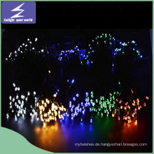 Heißer Verkauf Solar LED Weihnachtsschnur-Licht für im Freien