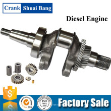 Shuaibang Good Quality Qualified Generator Gasoline Crankshaft