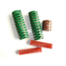 Flat Wire Compression Die Spring