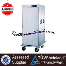 Calentador de comida del buffet del acero inoxidable K113 para el abastecimiento
