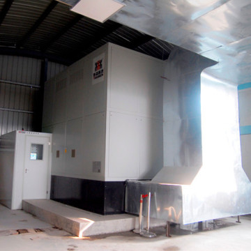 Solid Electric Heating Storage Steam Generating boiler