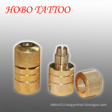 22*50mm Brass Machine Self-Lock Tattoo Grips Cartridge Supplies