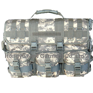 Acu Digital Camuflagem Militar Business Computer Bag
