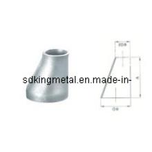 Aço Inoxidável 304 Sch80 Excêntrico Redutor