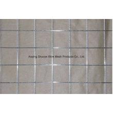 Treillis métallique soudé par PVC (usine de Hebei)