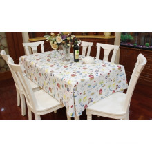 Cartoon Design Table Cloth