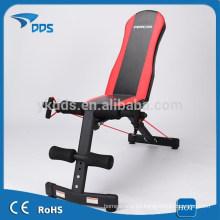 para el uso casero fitness plegable sit up Banco