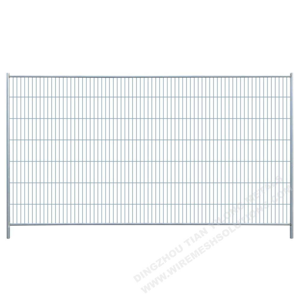 2.1mx2.4m Garden Border Temporary Fence