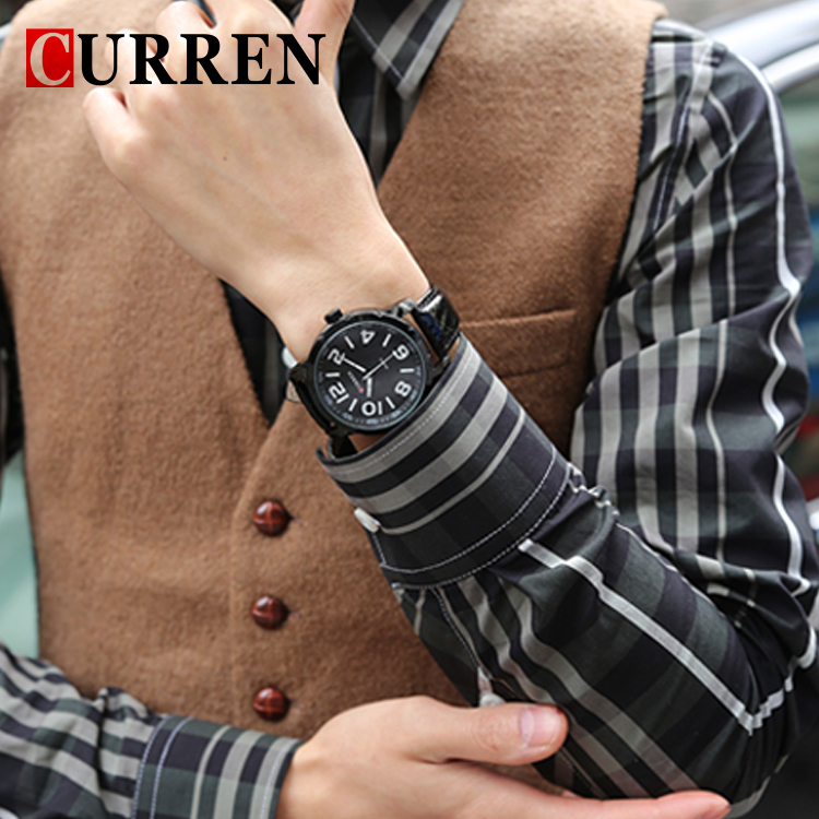 Curren Custom Men Quartz Watches