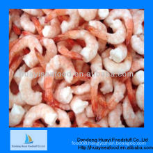 IQF frozen fresh shrimp pud