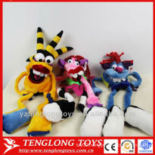 new product halloween decoration plush ugly doll