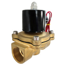 2W Series 2/2 Way AC220v Direct Acting Air Water Solenoid Valve 2W250-25