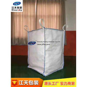 Grands sacs jumbo en carbonate de calcium
