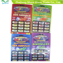 Magic Growing Animal Surprise Creature Capsules Expanding Sponge Foam Capsule