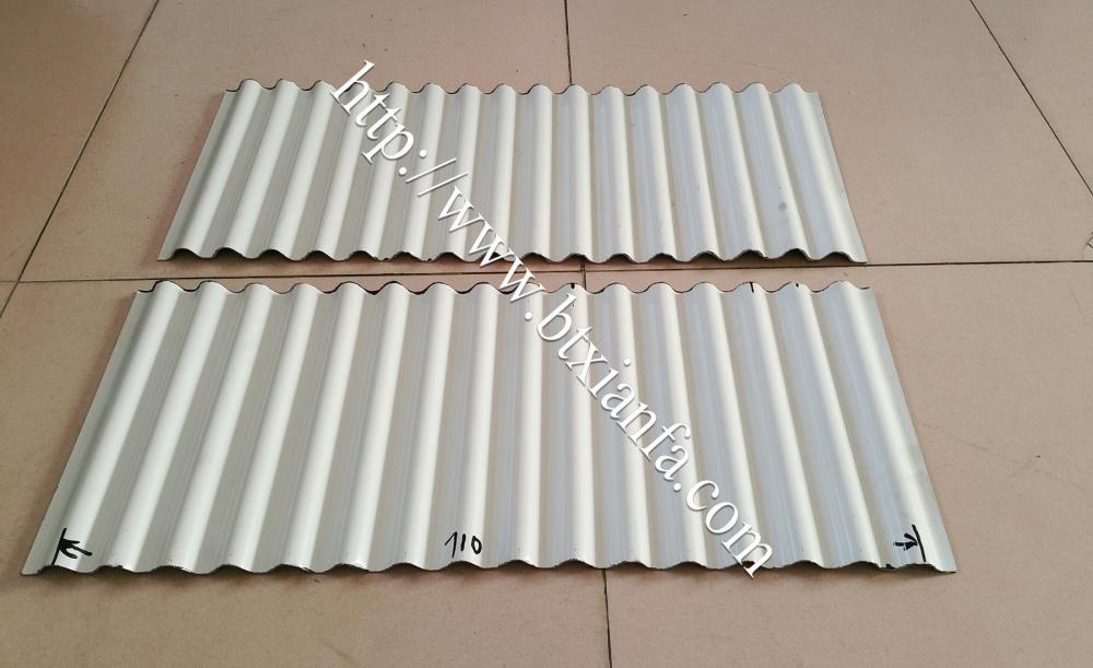 Corrugated Sheet Metal Machine