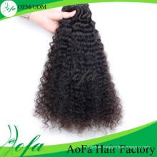 Factory Cheap Unprocessed 100% Wholesale Human Hair