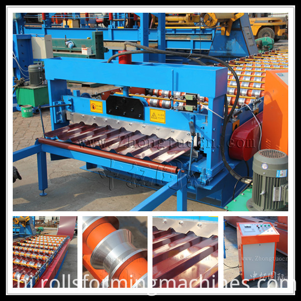roof panel roll forming machine (5)