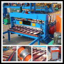 Panel mesin genteng metal Roll membentuk Mahcine