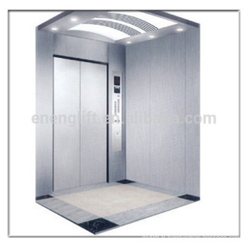 Fournisseur de porcelaine digne de confiance 1600kg ascenseur de passagers